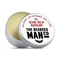 The Bearded Man Company Beard Balm Mahogany - Бальзам для бороды (Махогон), 75 гр