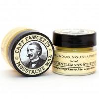 Captain Fawcett Sandalwood Moustache Wax - Воск для усов 15 мл