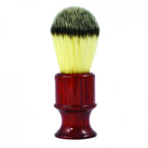 Metzger Orange wood - Кисточка для бритья из барсучьего волоса Sb-11256