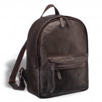 Кожаный рюкзак BRIALDI Pico (Пико) relief brown