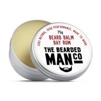 The Bearded Man Company Beard Balm Bay Rum - Бальзам для бороды (Карибский ром), 75 гр
