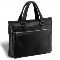 Деловая сумка для документов BRIALDI Bosco (Боско) relief black