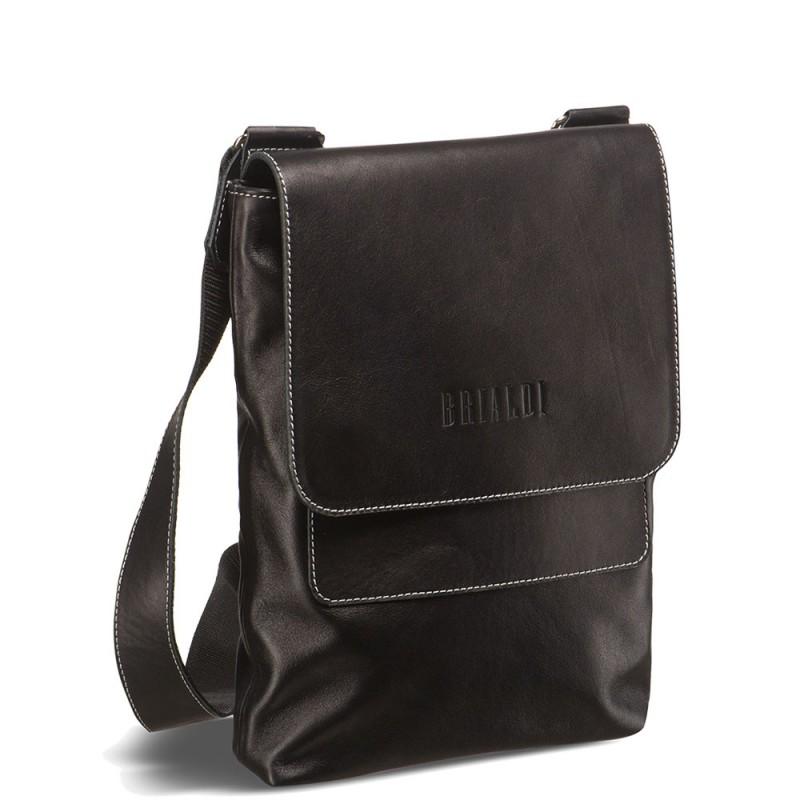 Кожаная сумка через плечо BRIALDI Pigna (Пинья) black