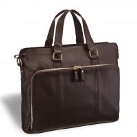 Деловая сумка BRIALDI Abilene (Абилин) brown