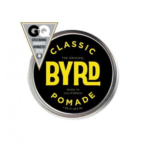 Byrd Classic Pomade - Классическая помада для укладки волос 30 мл