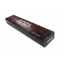 Feather Artist Club Ss - Профессиональная опасная бритва с рукояткой из березы со сменными лезвиями
