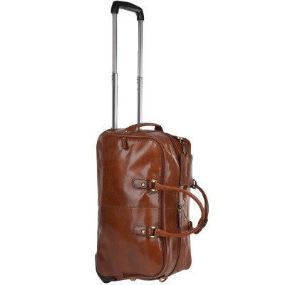 Дорожная сумка Ashwood Leather   Albert  Chestnut Brown