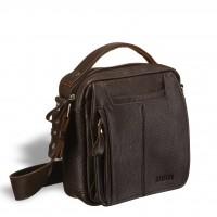 Кожаная сумка через плечо BRIALDI Vito (Вито) brown