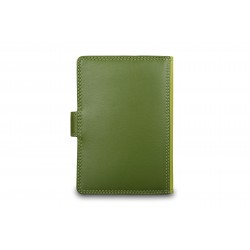 Обложка для паспорта Visconti RB75 Lime Multi