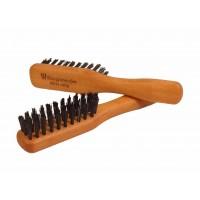 Regincos Small Beard & Moustache brush - Малая щетка для бороды и усов