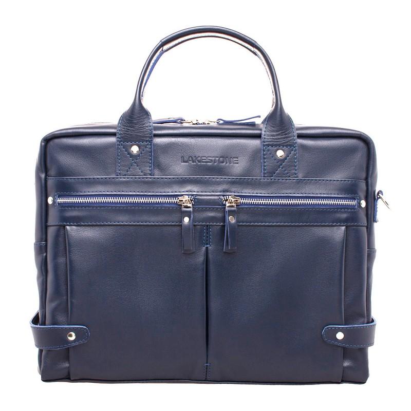 Деловая сумка Jacob Dark Blue