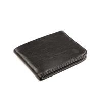 Бумажник Alen compact black X grey