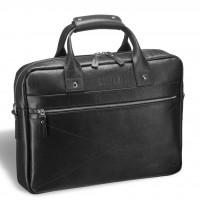 Деловая сумка для документов BRIALDI Polo (Поло) relief black