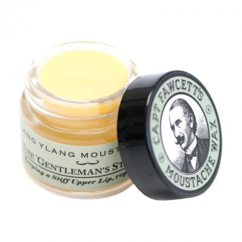 Captain Fawcett Ylang Ylang Moustache Wax - Воск для усов 15 мл
