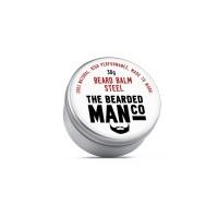 The Bearded Man Company Beard Balm Steel - Бальзам для бороды (Сталь), 30 гр