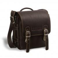 Кожаная сумка через плечо BRIALDI Trieste (Триест) brown