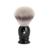Muehle Classic - Помазок, фибра высшей категории Silvertip, черная смола, размер M