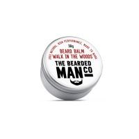 The Bearded Man Company Beard Balm Walk in the Woods - Бальзам для бороды (Прогулка в лесу), 30 гр