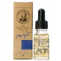 Captain Fawcett Jimmy Niggles Million Dollar Beard Oil Travel Sized - Масло для бороды 10 мл