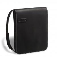 Кожаная сумка через плечо BRIALDI Kansas (Канзас) black