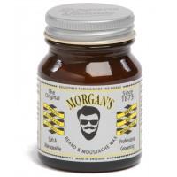 Morgan`s Beard & Moustache Wax - Воск для укладки бороды и усов 50 гр
