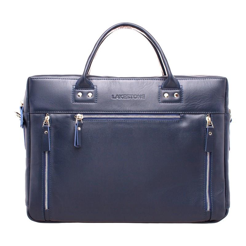 Деловая сумка Barossa Dark Blue