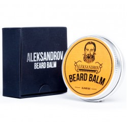 Aleksandrov Beard Balm Sunrise - Бальзам для бороды Восход 30 гр