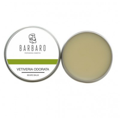 Barbaro Beard Balm Vetiveria odorata - бальзам для бороды Ветивер 30 мл