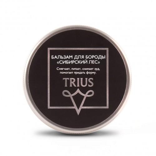 Trius - Бальзам для бороды Сибирский лес 50 мл