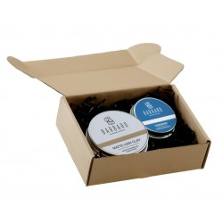 Barbaro Gift Set №2 - Набор для бороды и волос