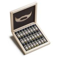 The Bearded Man Company - Подарочный набор масел для бороды, 24 х 2мл