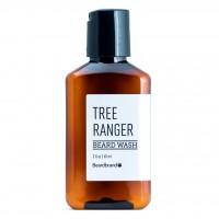 Beardbrand Tree Ranger Beard Wash - Шампунь для бороды Лесной бродяга 60 мл