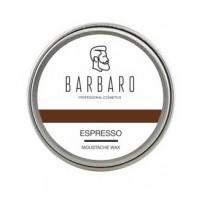 Barbaro Wax Espresso - Воск для усов Эспрессо 12 гр
