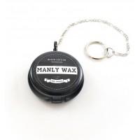 Manly Wax Black Edition - Воск для усов. Подарочный вариант 20 гр
