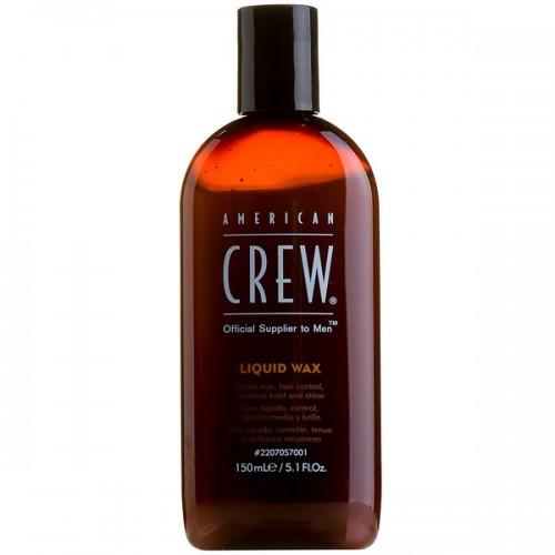 American Crew Liquid Wax - Жидкий воск American Crew 150 мл