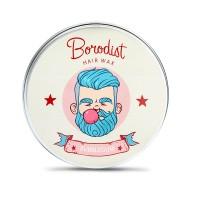 Borodist Bubblegum - Воск паутинка для волос 100 гр