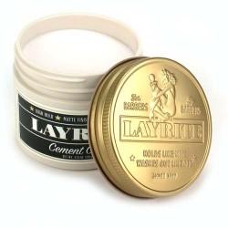 Layrite Cement Hair Clay - Глина для укладки волос 120 гр