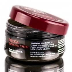 Lock Stock & Barrel Pucka Grooming Creme - Крем для создания гибкой текстуры и объема, 100 гр