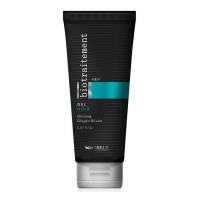Brelil Biotraitement Men Gel Noir - Моделирующий гель средней фиксации для седых волос 150 мл