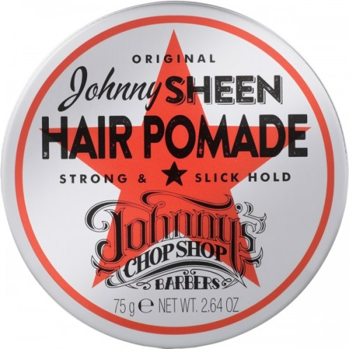 Johnny`s Chop Shop Johnny`s Sheen Hair Pomade - Помада для укладки волос 75 гр