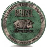 Reuzel Grease Medium Hold - Помада для укладки волос средней фиксации 113 гр