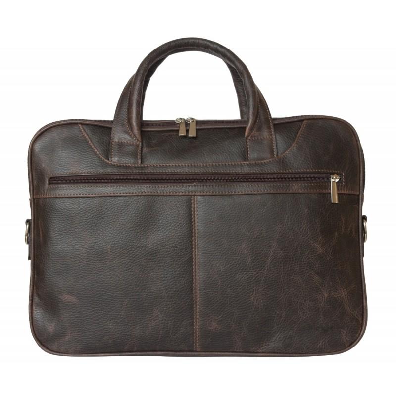 Мужская сумка Montesano brown (арт. 1006-04)