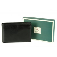 Бумажник  Visconti MZ9 Italian Black