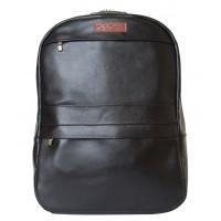 Кожаный рюкзак Tavolara black (арт. 3020-01)