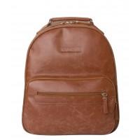 Кожаный рюкзак Ticino cognac (арт. 3010-03)