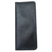 Кожаное портмоне Cesolo black (арт. 7403-01)