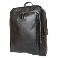Кожаный рюкзак Tabiano black (арт. 3018-01)