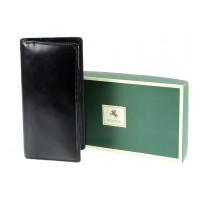 Бумажник Visconti MZ6 Turin Italian Black