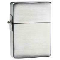 Зажигалка Zippo Replica Brushed Chrome