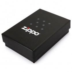 Зажигалка Zippo Classic Logo Sapphire